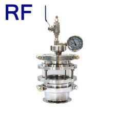 "RF 4"" Diamond Miner with Sight Glass For Extractor Accessories"