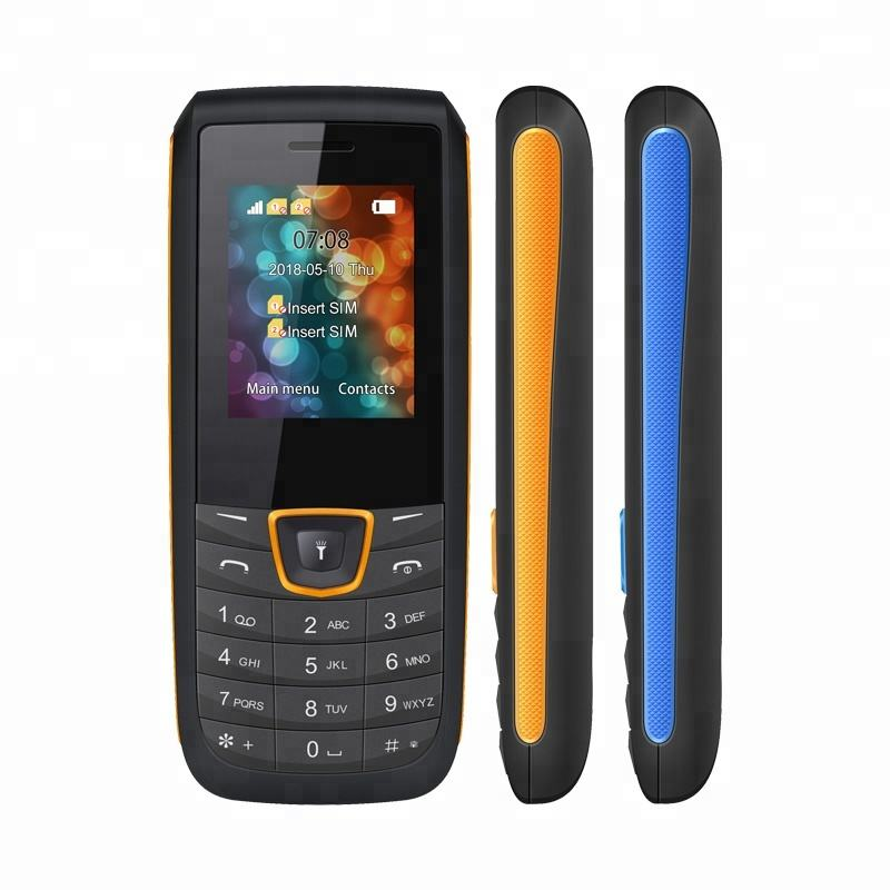 High Quality1800mAh Big Battery Long Standby Cell Phones 1.8 Inch Screen Low Price China Mobile Phone with Single Camera