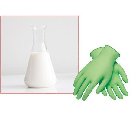 Carboxylic butyl latex for medical gloves/gloves latex