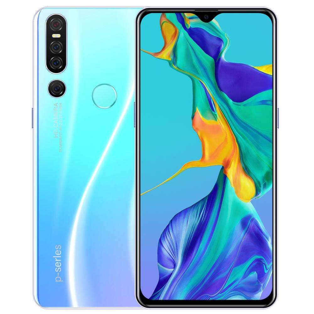 Made In China P30 PRO 4G Android Smart Phone 6.3Inch Full Screen 4800mAh Dual SIM Mobile Phones Smartphone