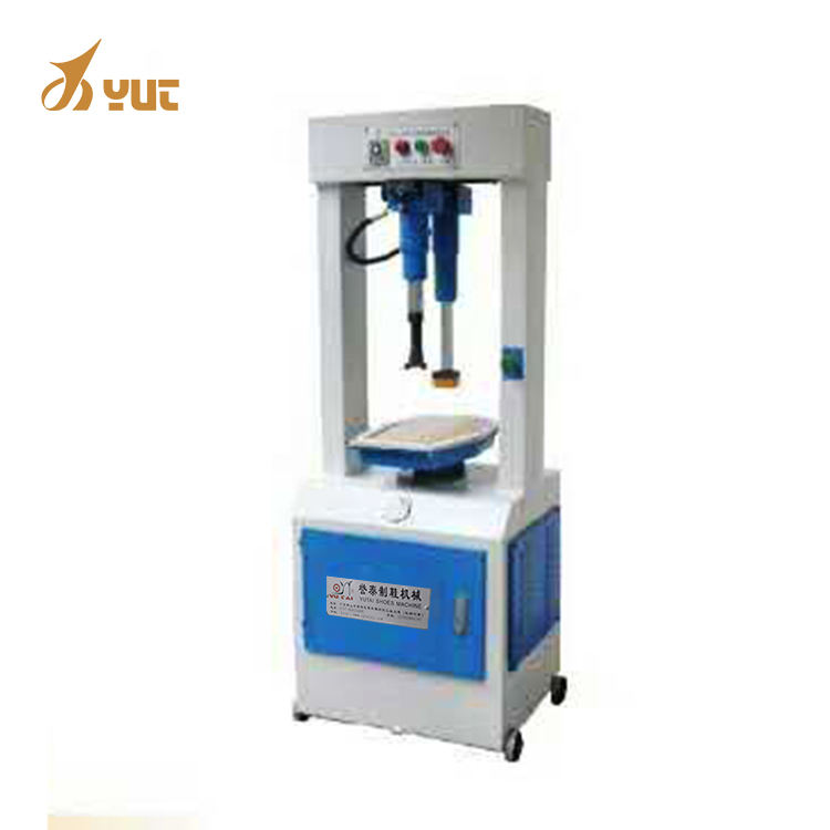 YT-01D Single Cylinder Hydraulic Shoe Sole Pressing Attaching Machine