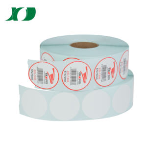 Name band verpackung label private label aufkleber