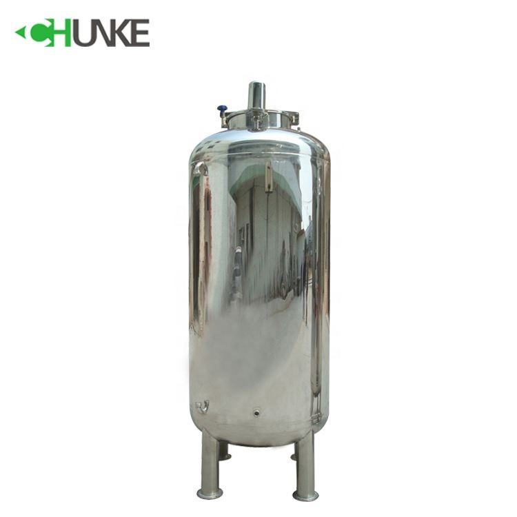Hot Pressed 4500 litre Panel Drinking Water Storage Stainless Steel Water Tank