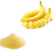 Instant Drink banana powder for smoothies For health food Processing