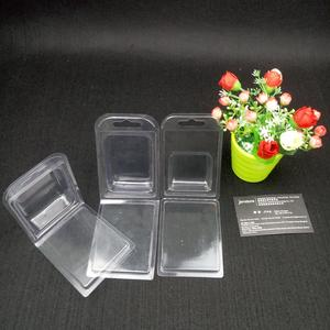 PVC Double Cheap Wholesale Plastic Box Copper Clamshell Blister Packaging