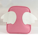 Hot Sale Low Price Pink Angel Wings School Kids Backpack Bag