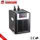 SUNSUN 650W aquarium water chiller for seafood tank