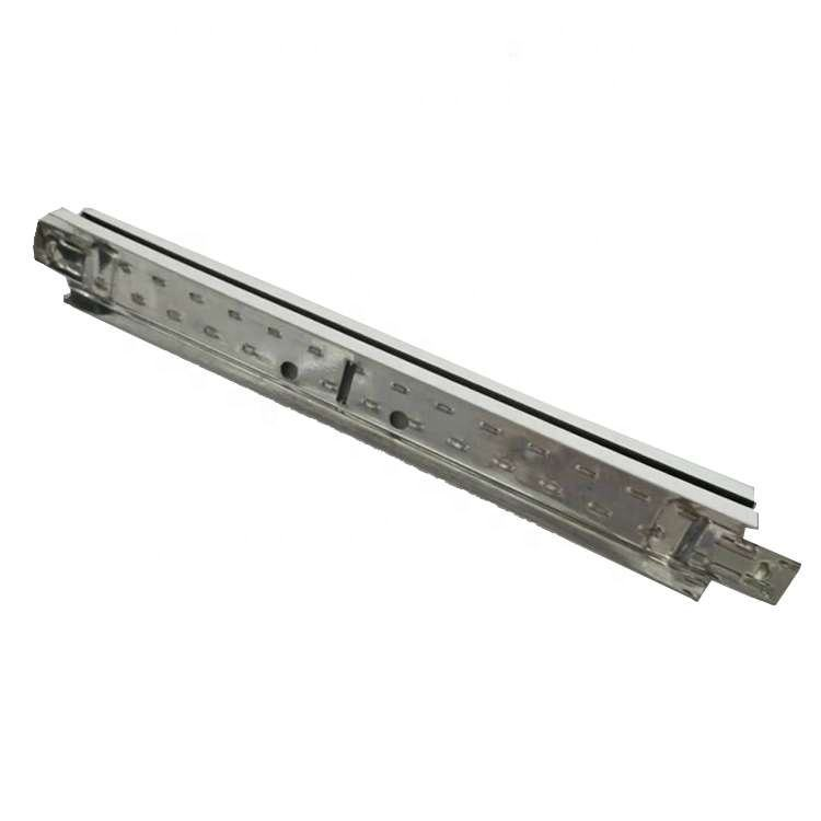 suspended ceiling components galvanized steel frame t-bar 32mm main tee