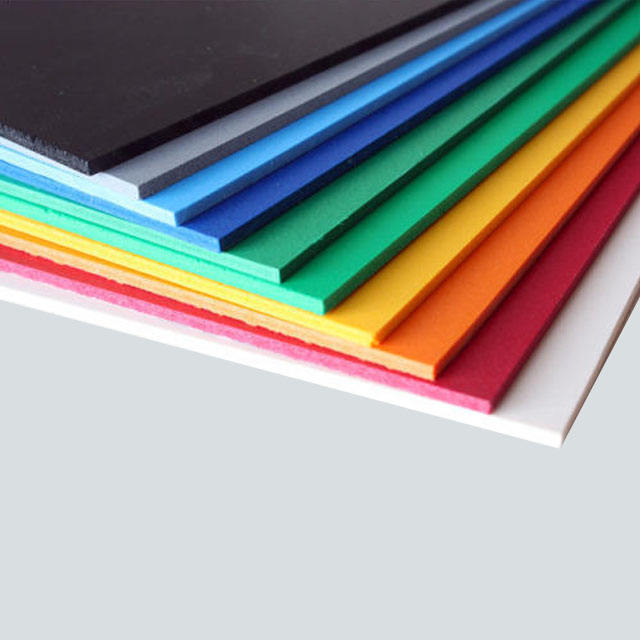 flexible waterproof PU EPDM CR PE EPE AEPE XPE EVA die cut foam board