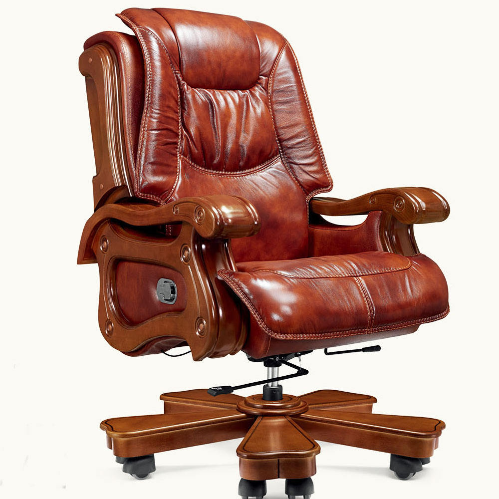 King Throne Executive Office Chair With