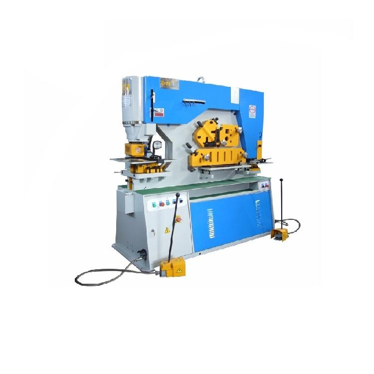 EMM Q35Y-20 single cylinder hydraulic universal multi-function and sunrise hydraulic ironworker machine