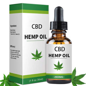 Pure Herbal Extract Hemp CBD Isolate CBD oil Full Spectrum