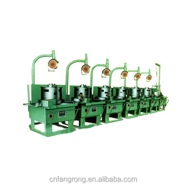FR-350 Brass Wire Drawing Machine with factory price