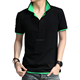 China Supplier 100% Cotton Pique Mesh Soft, Simple, Fitted Polo Shirt