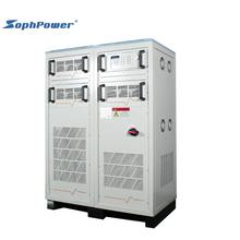 Ac power source 3 phase frequency converter 100KVA