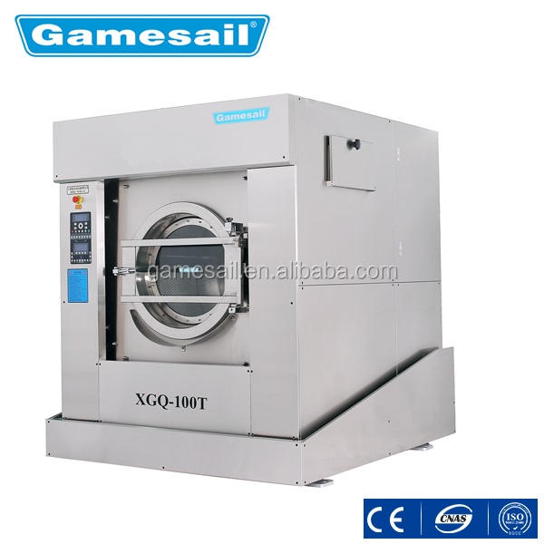 100kg laundry equipment (Supply washer,dryer,extractor etc.)