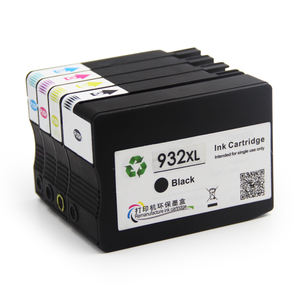 Ocinkjet For HP 932XL 933XL 932 XL 933 XL Ink Cartridge Full With Ink For HP 7100 8100 8600 N911 8610 8620 8630 8640 8660 8615