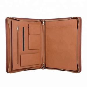 큰 capacity pu leather a4 portfolio 주최자 a3 파일 폴더 portfolio 폴더