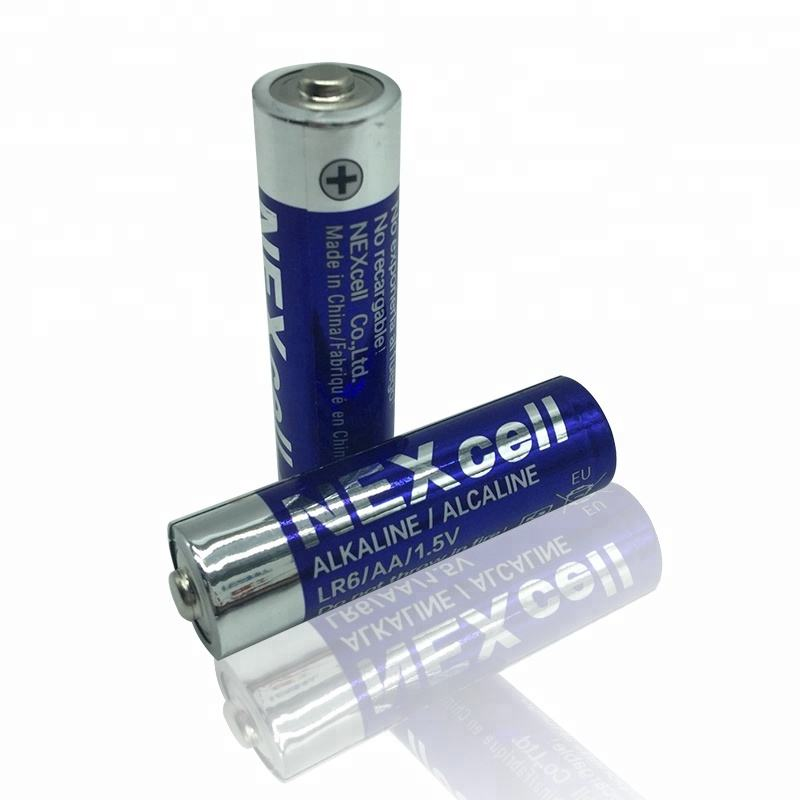 LR6 AA 1.5V ultra alkaline primary dry battery
