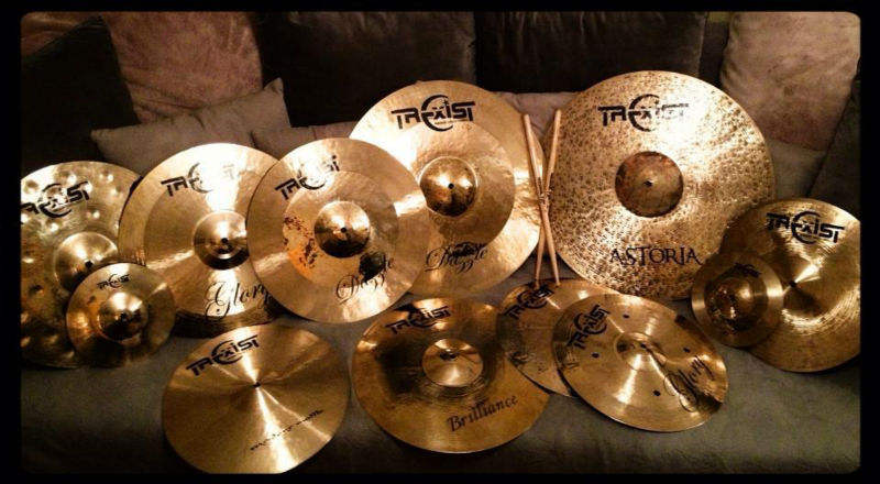 Trexist CYMBALS