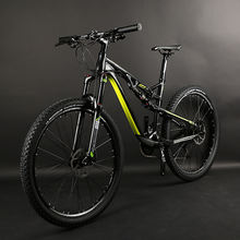 High Quality Mountain Bike size 27.5 full suspension mountain bike giant