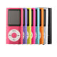 Promotional portable mini mp3 mp4 player for gift with screen
