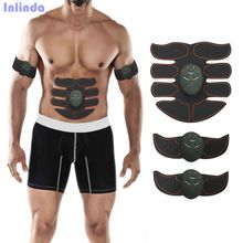 EMS Muscle Stimulator, EMS Training the Body Ultimate Abs Stimulator For Abdomen/Arm/Leg