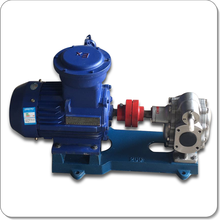 Hengbiao industrial gear pump supplier stainless steel self priming food grade olive palm edible vegetable oil transfer pump