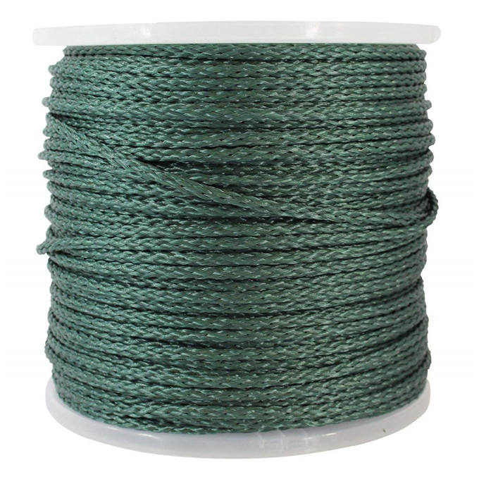 16 Plait Cord Plaited String PP Line Strong Braided Polypropylene Colour Rope