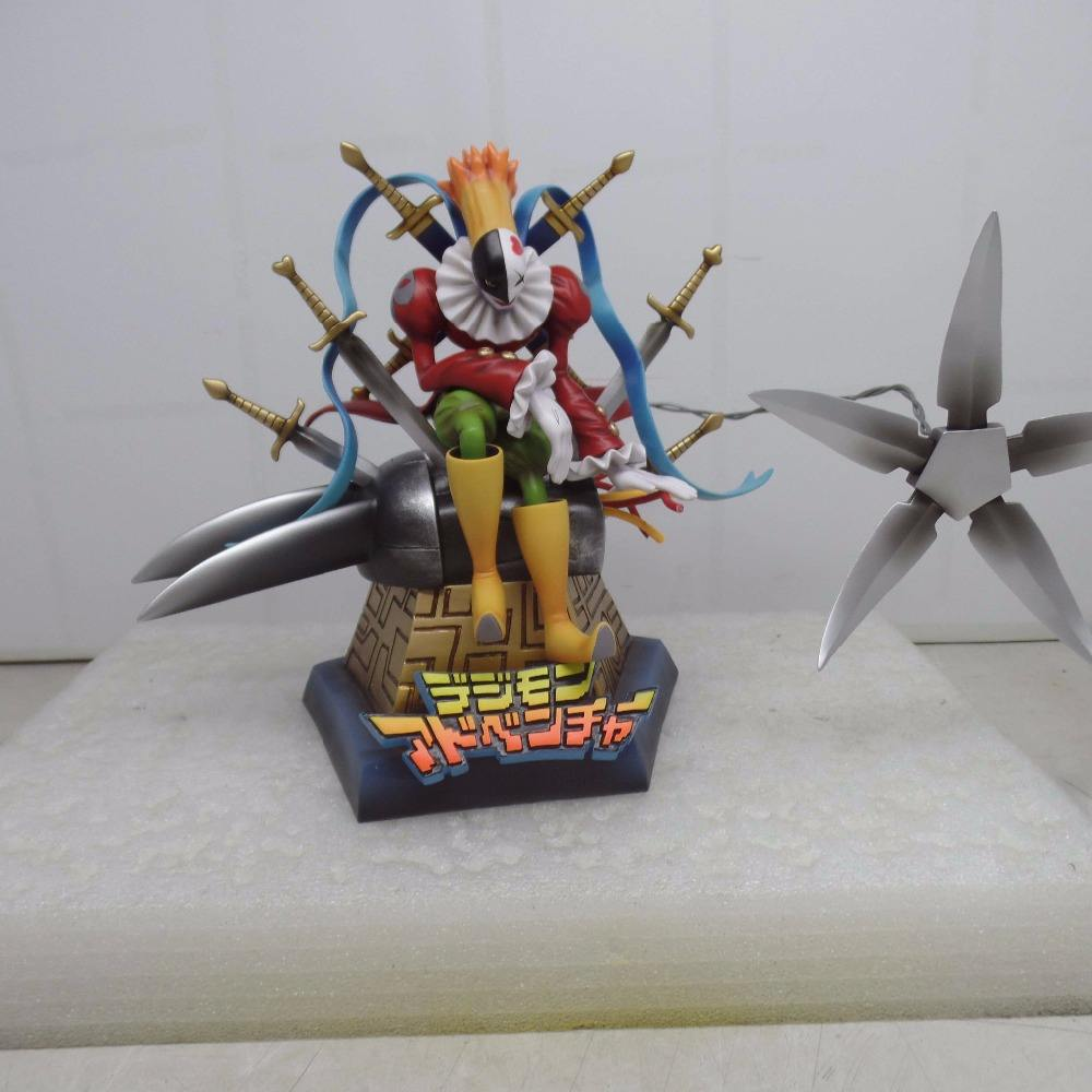 3d digimon anime figurine toys 1/6 action figure anime figure for sale