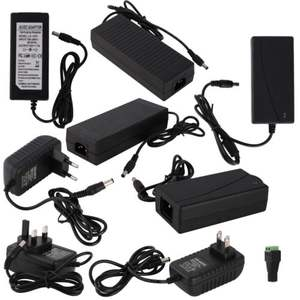 60 watt power adapter 12 v 15 v 18 v 24 v 36 v netzteil 2A 3A 4A 5A 6A ac dc adapter