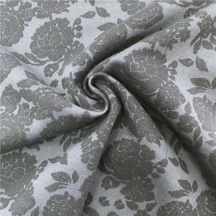 Quần áo dệt jacquard vải cotton, vải jacquard sơn, 100 Polyester Áo Tơi Đi Mưa Vải