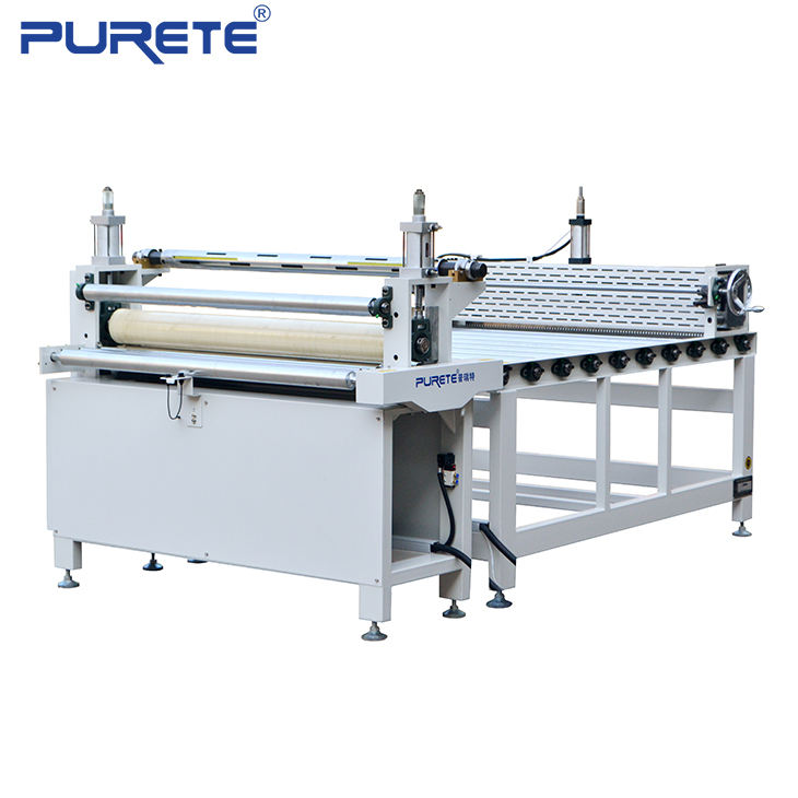 Flatbed Laminating Machine Electric Driven Flatbed Laminating Machine