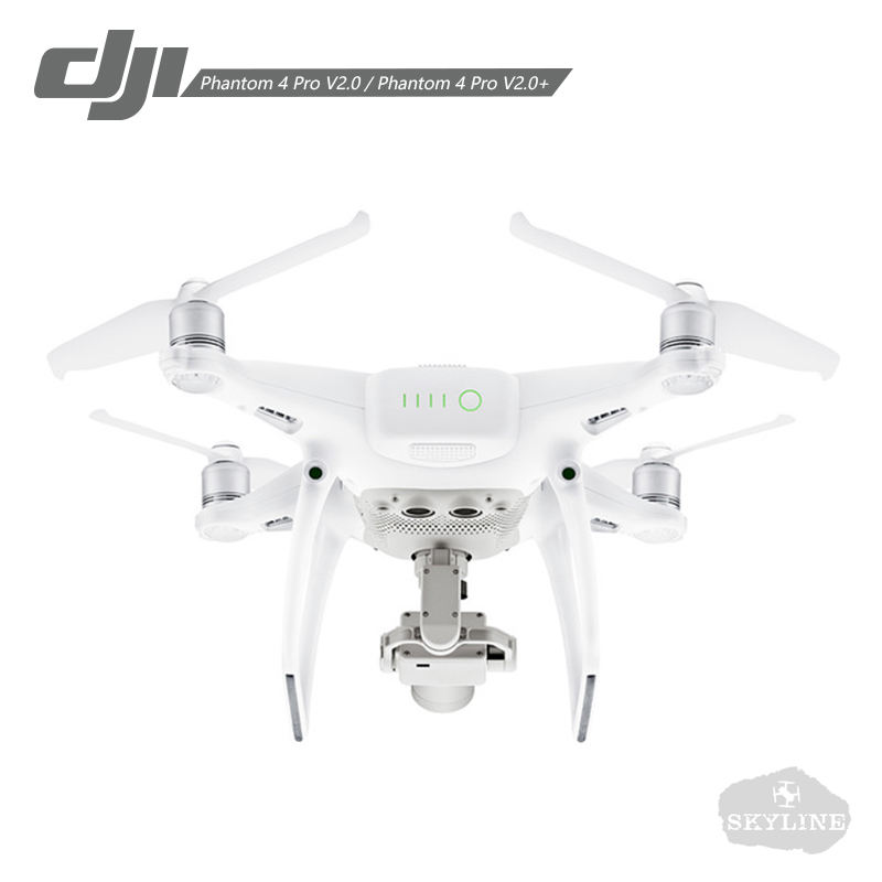 DJI Phantom 4 Pro Plus V2.0 Drone 4 k HD 60fps Camera 1-inch 20MP CMOS 5 Richting Obstakel sensing 30 Minuten vliegtijd