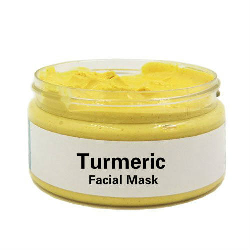 Private Label Exfoliation Anti Aging Moisturizing Mud Mask Natural Turmeric Face Clay Mask For Sale