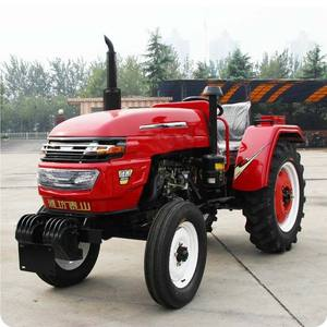 2017 New Farm Machine Traktor 4X4 Mini Tractor