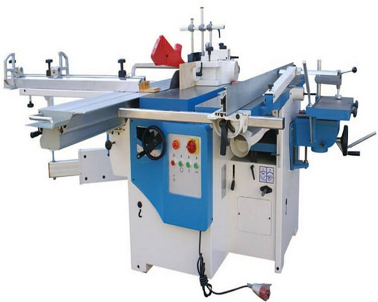 ZICAR ML310K Reliable Quality Woodworking Combination Machine with CE