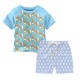 New Fashion Children Back to school Clothing Manufacturers China Cheap 2 Piece Boy Suit Sets baby clothes boy