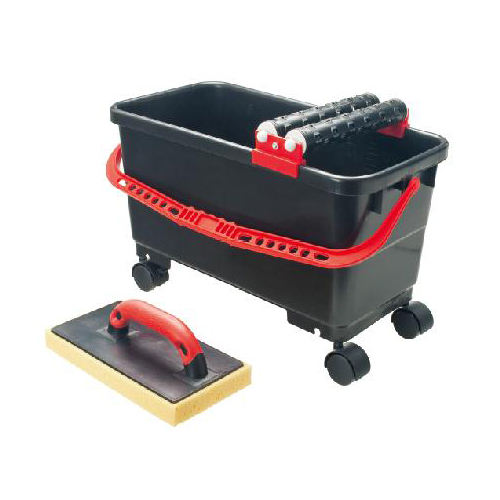 Tile Wash Boy, Grout Cleaning Washing Bucket Set