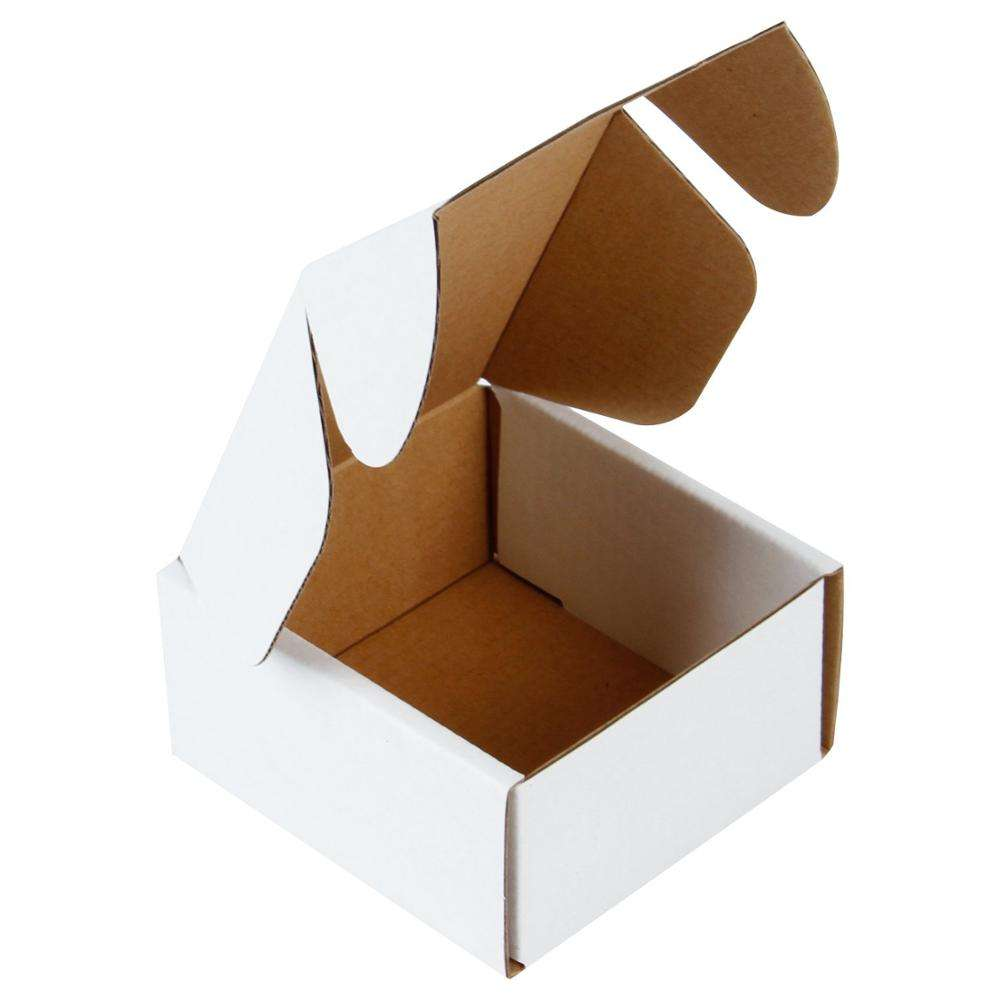 Recycled Corrugated Box Mailers ,Cardboard Box Perfect for Shipping Small