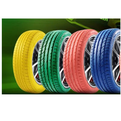 New Design Colorful Tire Car Tires 175/60R13 205/60R15 123/55R18 all size coloured car tyres
