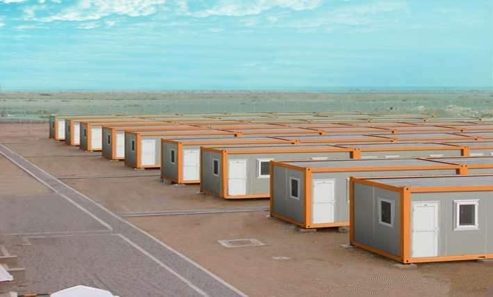 просто построен дом контейнера современный сборный контейнер дом на продажу
