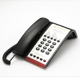 High quality hotel corded phone for star hotels with free faceplate printing