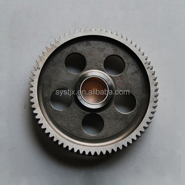 Coal mine machinery steel cast iron stainless steel gear