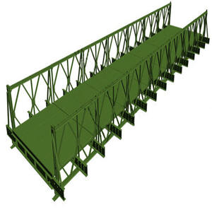 iBeehive Customized Service Steel Structure Compact Panel Bailey Bridges