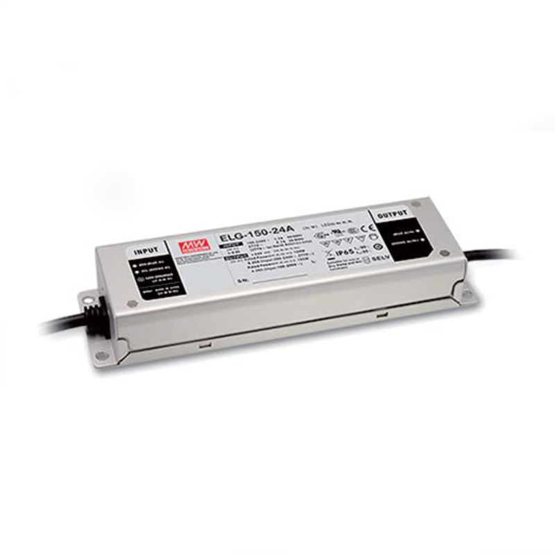 ORIGINELE Mean Well ELG-150-12 120 W 12 V IP67/IP65 AC-DC LED Schakelaar Voeding Constante Spanning + Constante stroom LED Drive