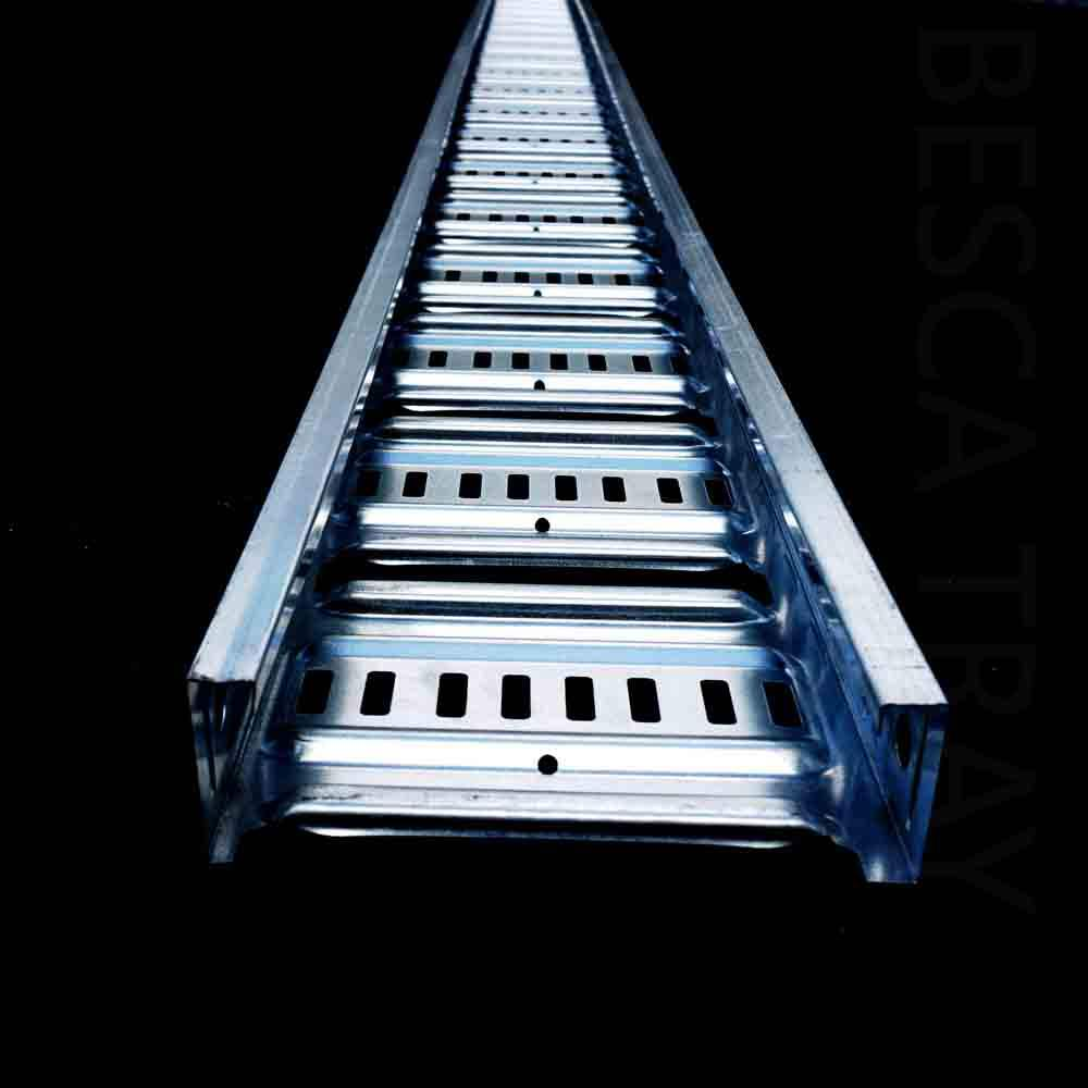 Light Weight AU Cable Tray In Pregalvanized