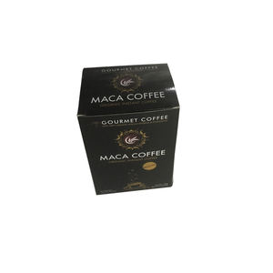 Lifeworth USDA   Vegan certified maca tongkat ali bulk instant coffee