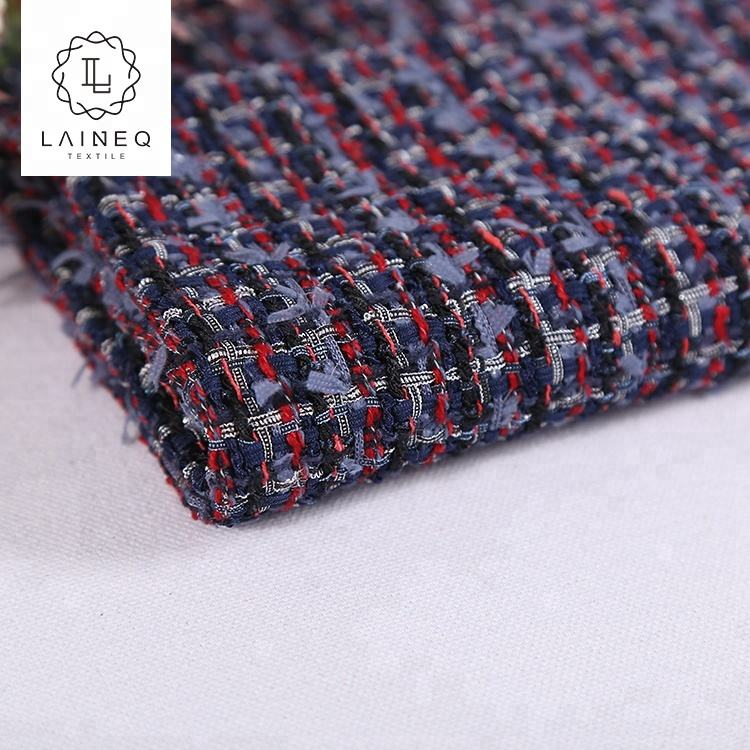 best selling famous brand colourful woolen yarn dyed fabric