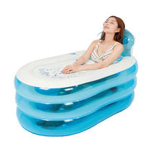 PVC inflatable bath tub with PVC air bath barrel for customized environmental protection export